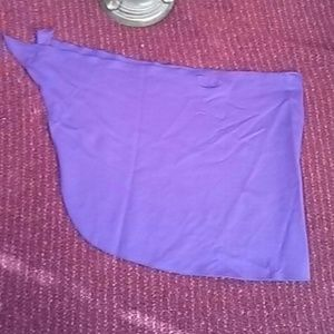 Mossimo purple cover up